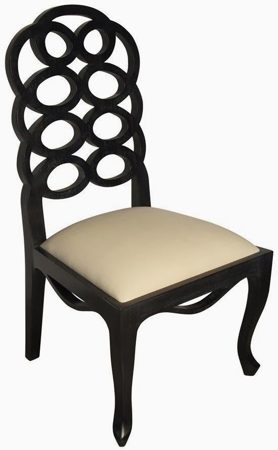 Chinoiserie Chic: The Frances Elkins Loop Chair