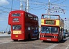 Classic Bus North West 202UXJ (WLT887) AEC Routemaster ex London Transport RML887  Blackpool Transport 873 D173FYM Leyland Olympian ECW ex London Transport L173 von chrisbell50000 The Relationship Expert! Find out how to get your Ex Back or How to make your Guy marry you! www.lilmuse.com #fixrelationship #relationship #getexback #exback #love #lovehurts #findlove #exboyfriend #exgirlfriend #boyfriend #girlfriend #findgirl #findboy #cheating