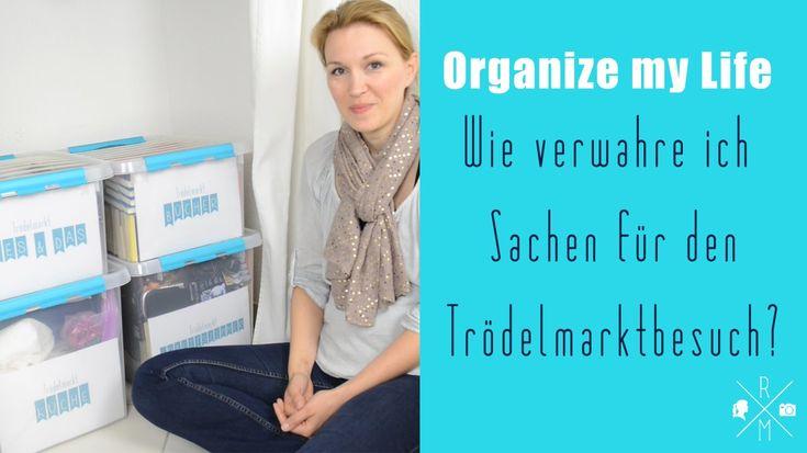 Organize my Life - Flohmarkt Organisation