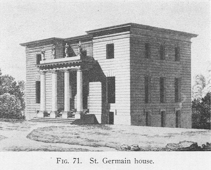 Claude-Nicolas Ledoux, Germain House