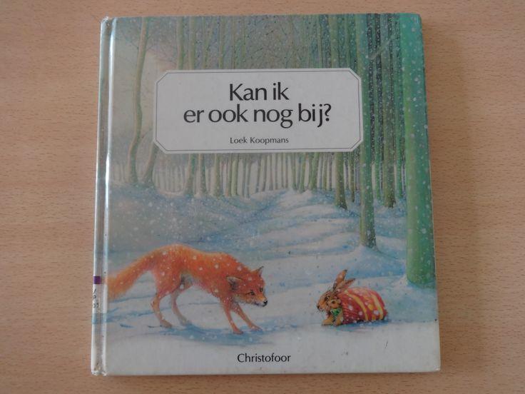 """Verteltafel rond het prentenboek : """"Kan ik er ook nog bij?"""" een boek van Loek Koopmans."""