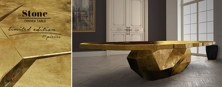 """""""It is said that Porto is grey, almost Gothic, but when it shines, there are no doubts, it is true gold reflected on stone.""""  Bat eye www.bateye.com #bateye #bateyecollection #bateyepieces #luxury #luxuryfurniture #limitededition"""