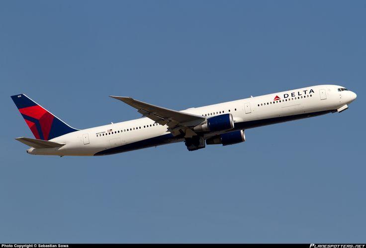 N837MH Delta Air Lines Boeing 767-432(ER)