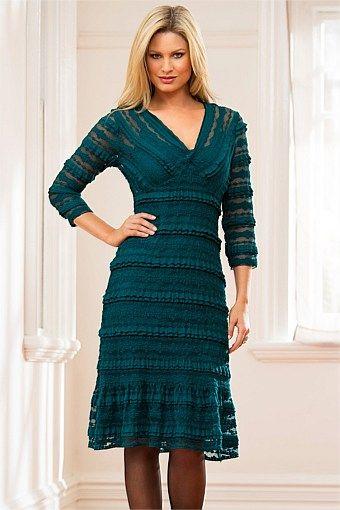 Capture Dresses - Brands - Capture Lace Knot Dress - EziBuy Australia