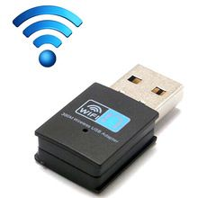 Wireless 300Mbps Network Card Mini USB Router Wifi 802.11n/g/b WI-FI LAN Internet Adapter for computer Android TV Box