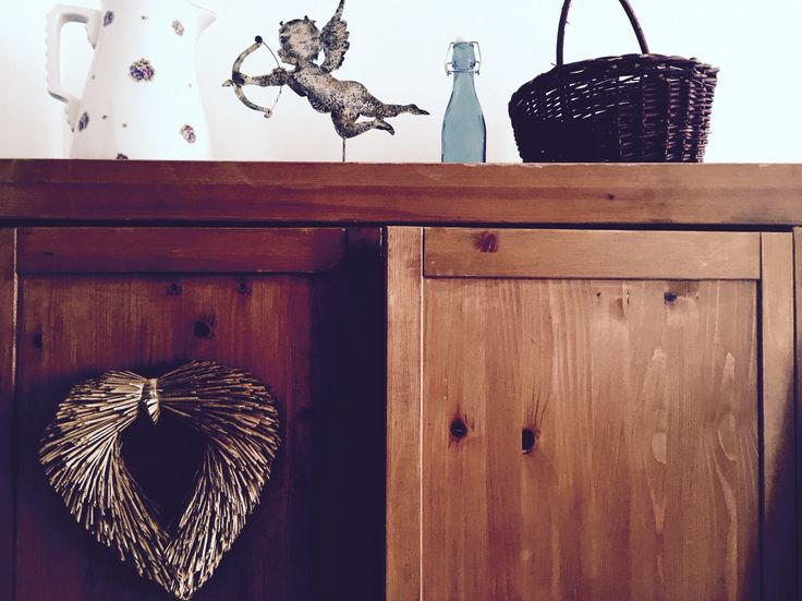 #foodcabinet #wood #cabinet #retro #vintage #design #kitchen