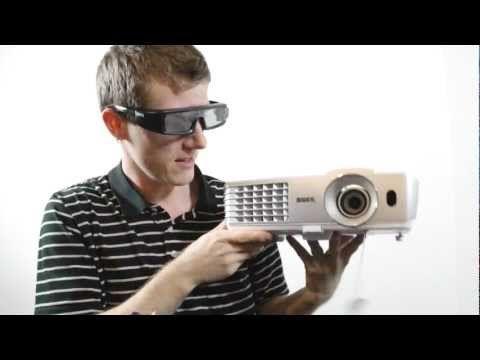 BenQ W1070+W 3D Wireless DLP Projektor - Aktuelle News zu Fernseher, Heimkino und Zubehör - Fernseher & Heimkino vergleich