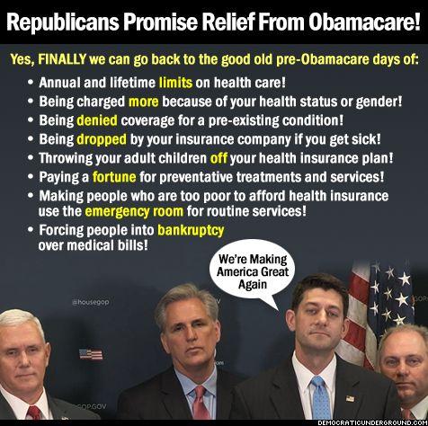 Republikkkans working for Corporate interests... Not People!