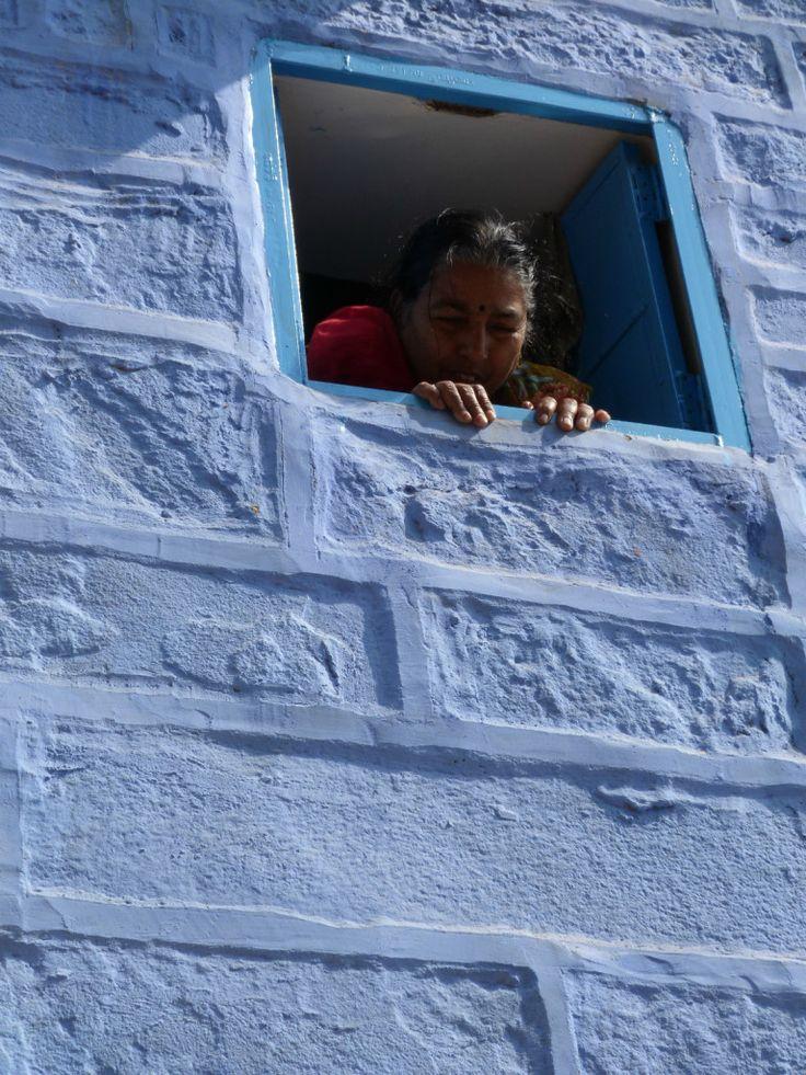 Jodhpur the blue city of INdia / Jodhpur la ciudad azul de la India