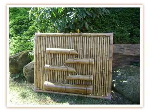 Fonte de Bambu | 2: For Experiment, De Bambu, Produtos Feitos, Vários Outros, Projects For, Feitos De, Outros Produtos, Fonte, Proyecto Quinta