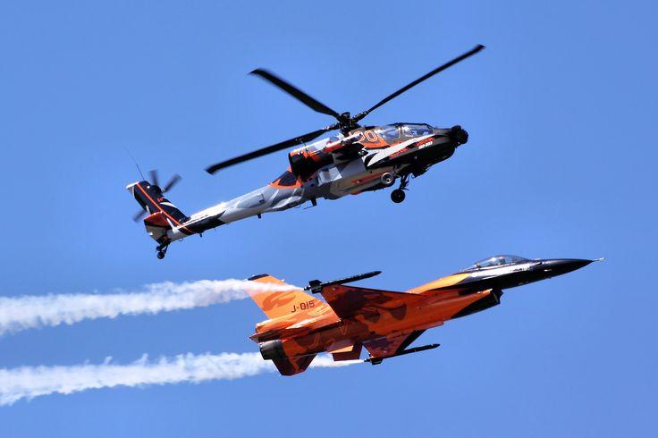 F16 & Apache