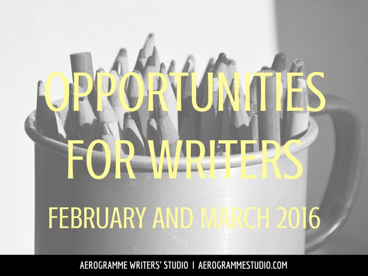creative writing competitions for teenagers