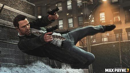 Weapons of Max Payne 3, 'The 1911' trailer.