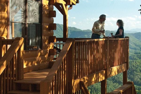 Great Smoky Mountains Log Cabins in Bryson City, NC