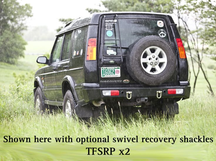 Rear Heavy Duty Bumper Discovery Ii Tf090a Rovers North