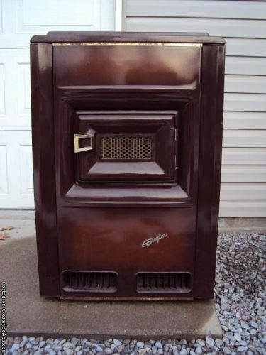 Siegler Oil Heater Siegler Oil Burning Heating Stove
