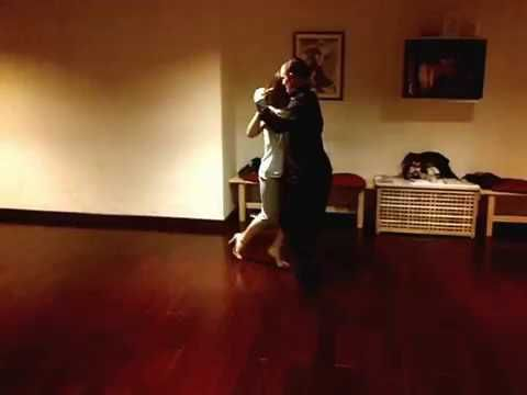 The Essence of Argentine Tango - The Embrace - The Walk