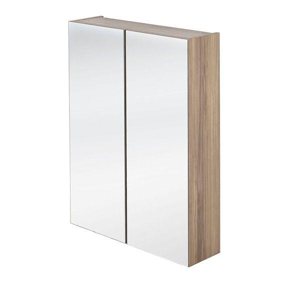 MyPlan 600 mirror cabinet | bathstore