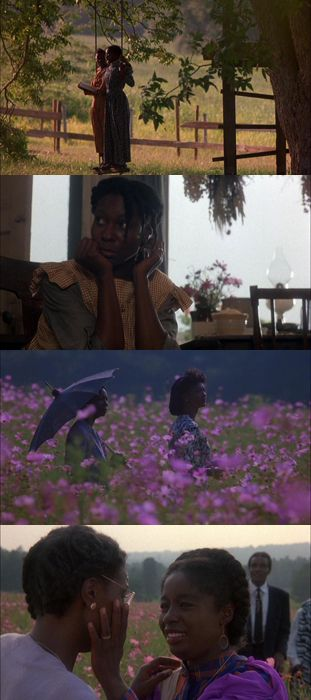The Color Purple - the first movie that made me cry. Many followed after that, but this one is still on a whole other level. One of the best movies ever made.