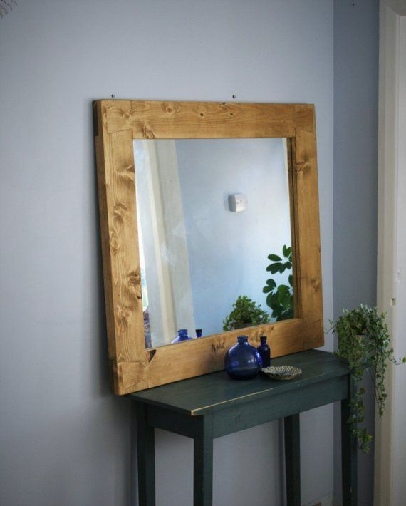 Large Wall Mirror Thick Eco Friendly