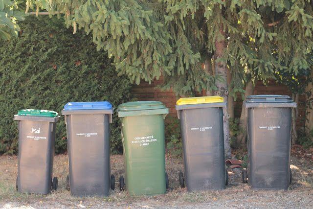 Como se recicla en Francia.