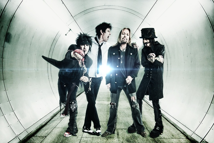 Don't miss Motley Crue this May as they take on Sudbury, Hamilton and Ottawa with Big Wreck!
