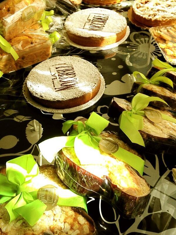 La torta alla Nocciolla di Daniella