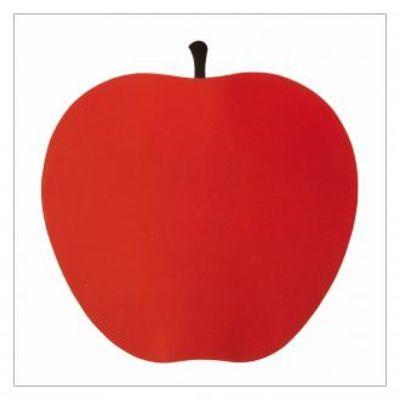 KITCHEN / Red Apple print from LUKE Furniture. This may suit you liking towards red in the home.