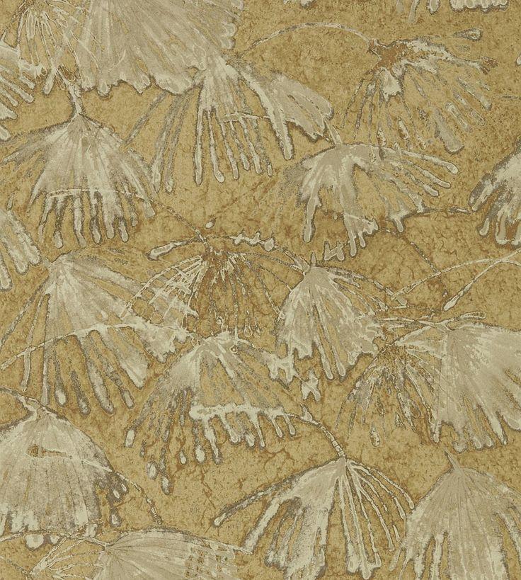 Zoffany Iliad Gold Wallpaper main image