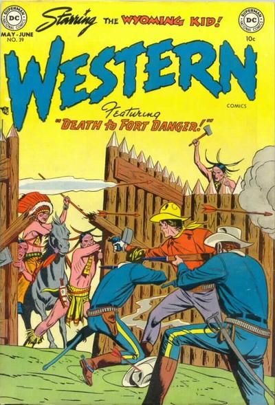 Western Comics #39