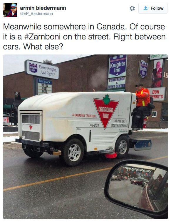 """27 Of The Best """"Meanwhile In Canada"""" Tweets"""