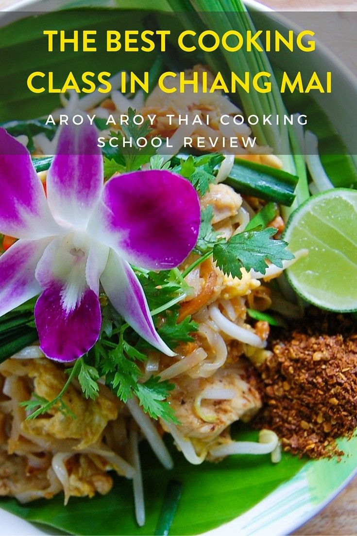Our cooking class with Aroy Aroy Thai Cooking school made for such a memorable day in Chiang Mai. It is very highly recommended and is something worth looking into when in Chiang Mai
