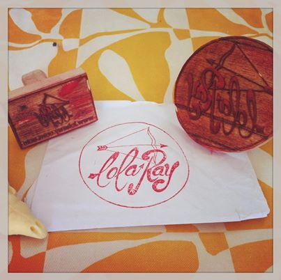 We just had these beautiful Lola Ray stamps hand #carved and #handcrafted, just like our #ethical, #fair-trade #bags & #accessories.