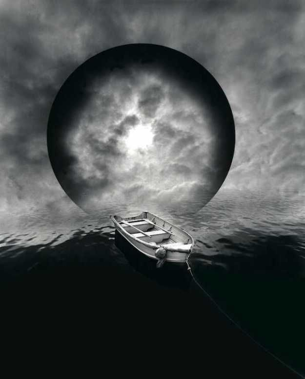 Best Surealist Art Images On Pinterest Photography Graphics - Photographer combines photoshops his own photos to create surreal landscapes