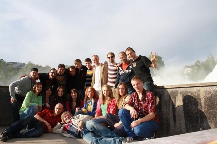 Výlet do Curychu na Golden Celebration, květen 2012