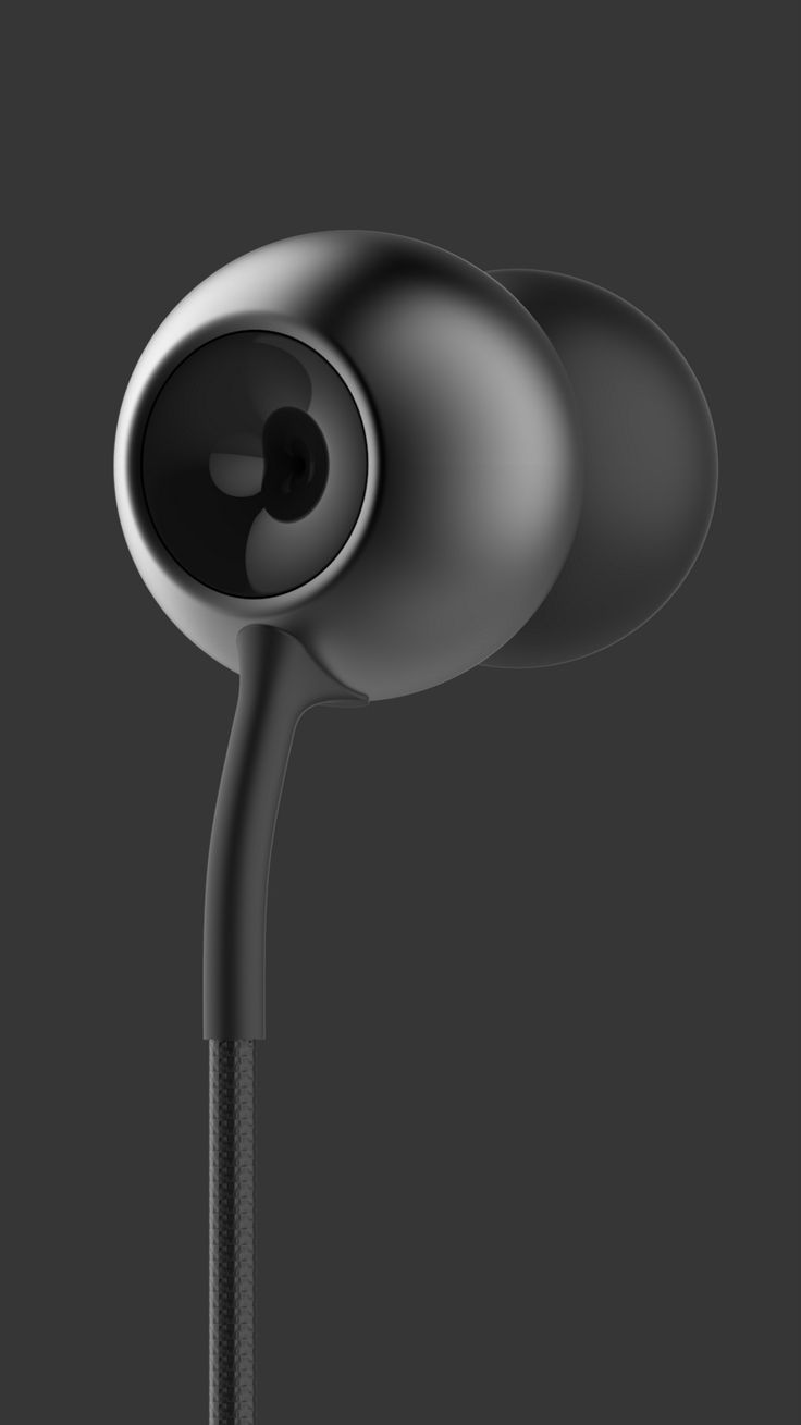 In-ear Buds on Behance