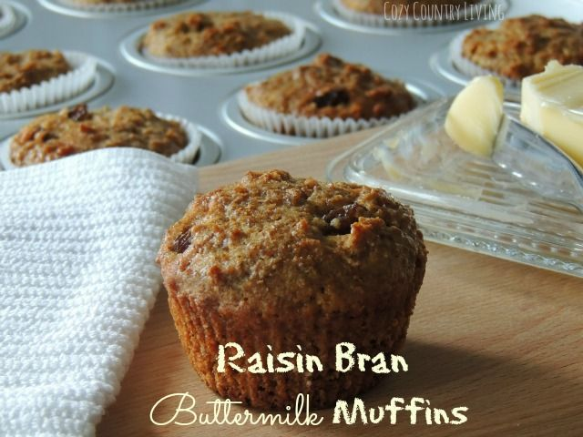 ... Bran Buttermilk Muffins | Recipe | Buttermilk Muffins, Muffins