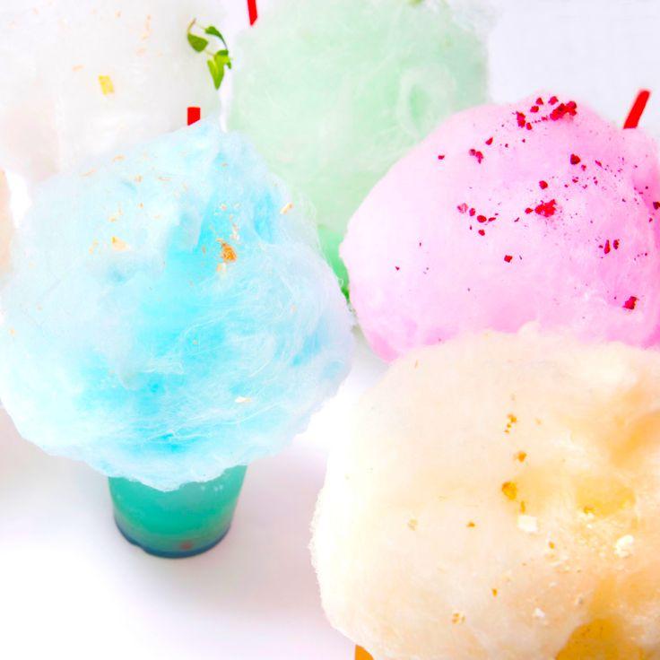 cotton candy soda(コットンキャンディーソーダ)