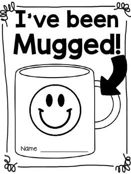 Youve-Been-Mugged-A-Great-Staff-Morale-Booster-FREEBIE-1995738 Teaching Resources - TeachersPayTeachers.com