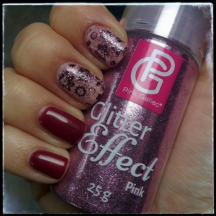 Pink Beauty Club shared Bianca Van Dijk-van Parijs's photo. Rustig red 111, Orange blush 105 met moyou stempel en ...