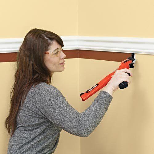 Black & Decker EasyEdge Powered Paint Edger : Paint Edgers
