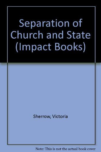 separation of the state and church essay Keeping church and state separate  a wall of separation between church and state this is a very strong statement, very clear in meaning first of all,.