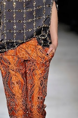 Dries van Noten - Batik