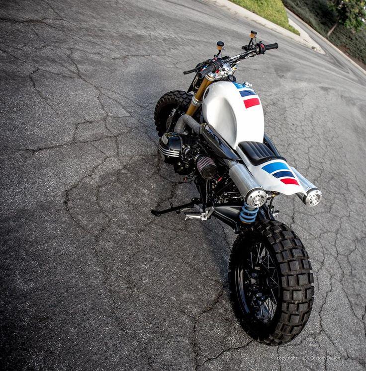 BMW R NineT by JSK Custom Design