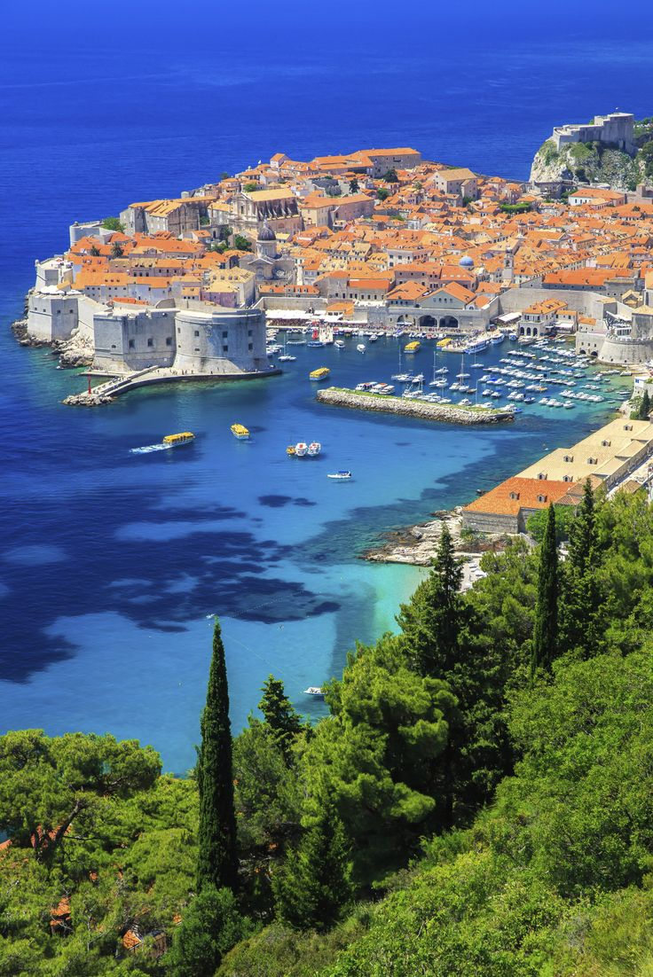 Experience the beautiful and historic city of Dubrovnik, from inside, outside and on top of the city walls. (That should just about do it!) We recommend a stay at the 4* Valamar Argosy Hotel.