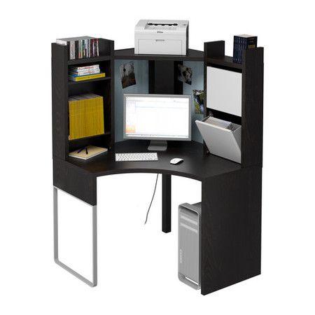 62 best images about workstation on pinterest - Micke computer workstation ...