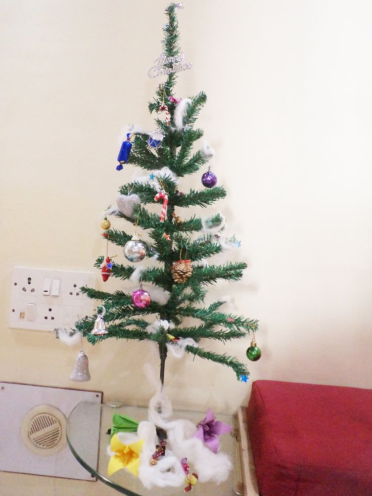 Hostindia Christmas tree