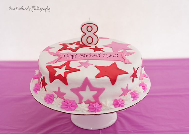 American Girl party - birthday cake