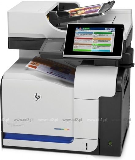 HP LaserJet Enterprise M575F