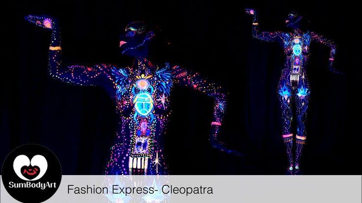 Sum Body Art's Fashion Express - Cleopatra